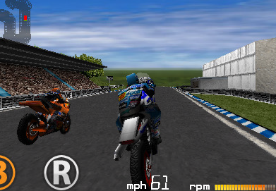 Bike Racing Games' cool bike racing game for