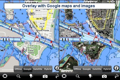 5 Cool Marine GPS Navigation Apps for iPhone