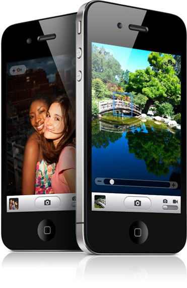 8 MP Camera for iPhone?