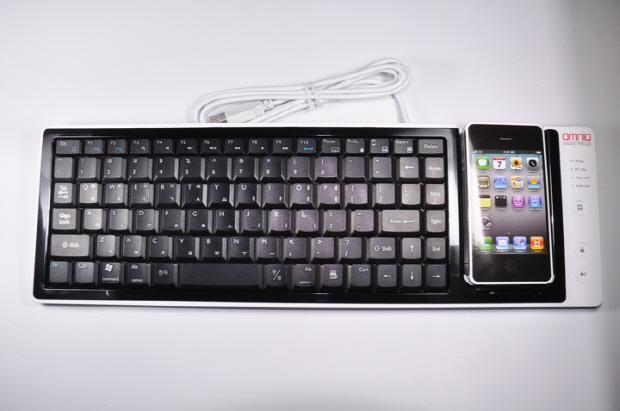 WOW-Keys: Hybrid Keyboard For iPhone