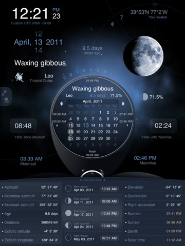 5 Cool Moon Apps for iPhone & iPad
