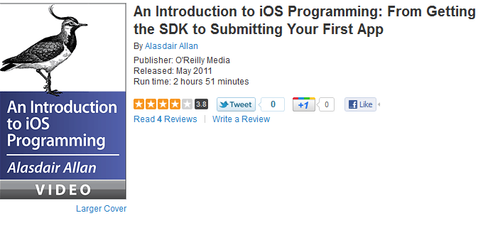 6 Cool Video Courses for iOS Developers