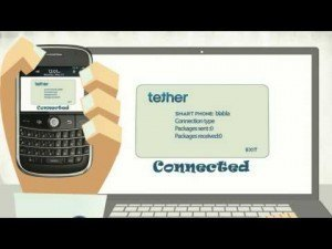iTether App: Tether Your iPhone -