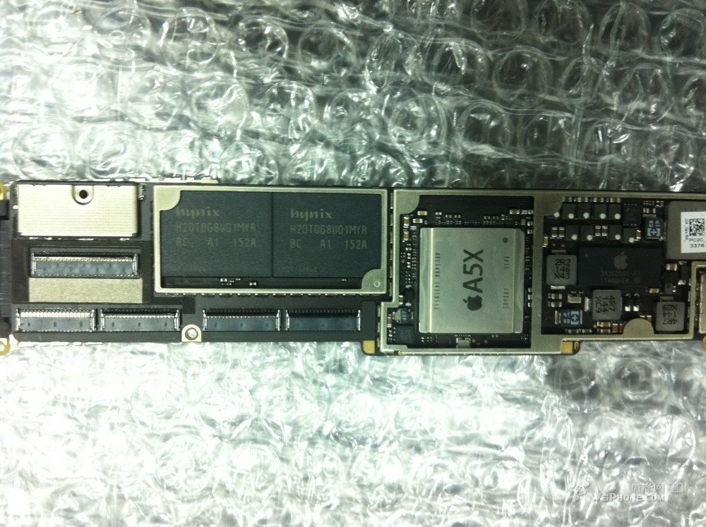 iPad 3: A5X Processor, 8 MP Camera, 2048 x 1536 Display?