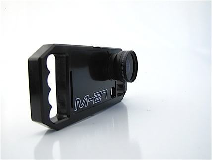 iSteady Shot M-27 Action Camera Mount for iPhone