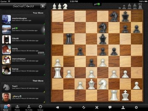 social chess
