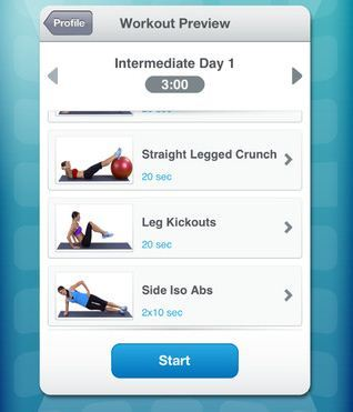 6 Killer iPhone Apps for Great Abs