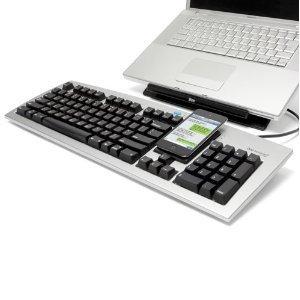 4 Cool iPhone Keyboard Docks You Should See