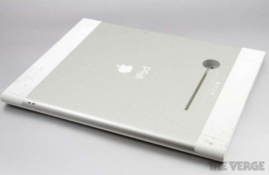Secret iPad Prototype Revealed, iOS Security Questioned
