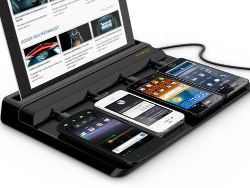 7 Super Chargers: Charge Multiple iPads / iPhones At The ...