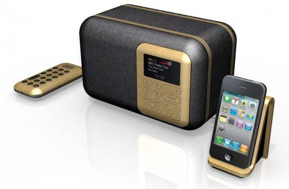 eva dock 10 Super Cool iPhone Docks You Should See