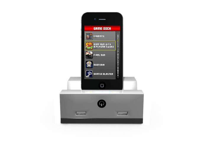 gamedock 10 Super Cool iPhone Docks You Should See