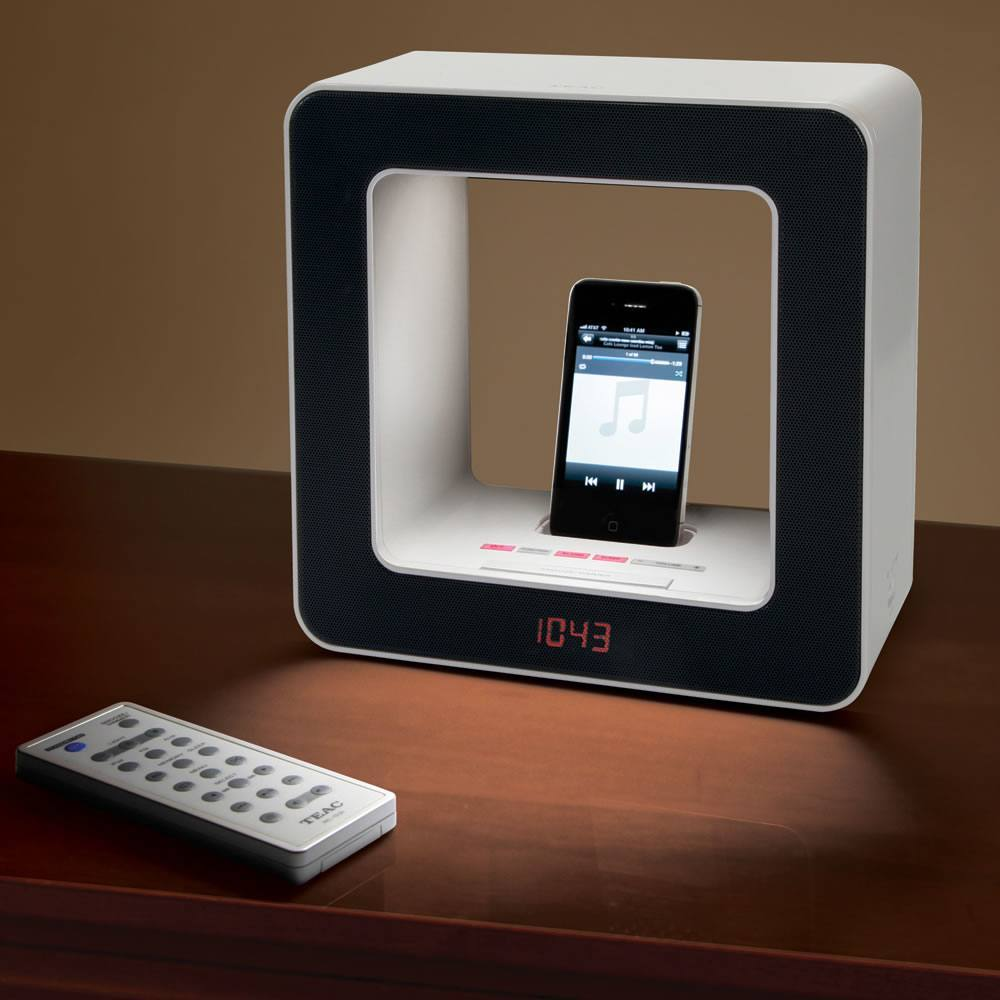iphone alarm1 10 Super Cool iPhone Docks You Should See
