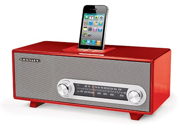 iphone radio 10 Super Cool iPhone Docks You Should See