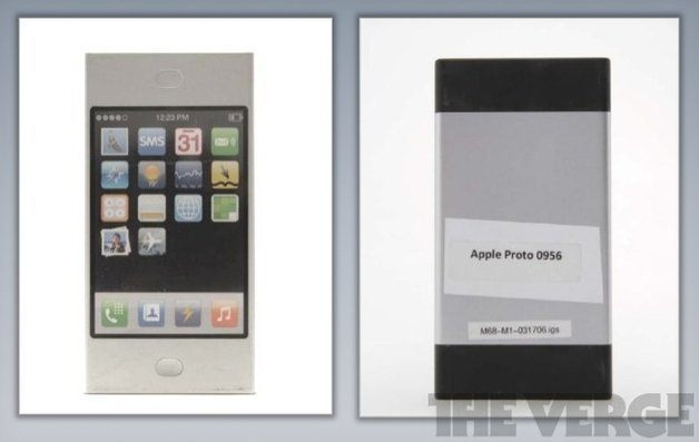 More iPhone/iPad Prototypes Surface as Apple vs. Samsung Heats-Up