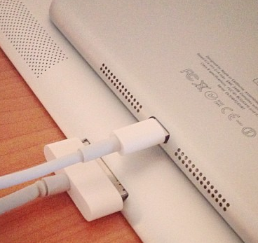 Apple's Lightning Authentication Cracked, iPad Mini to Be WiFi Only?