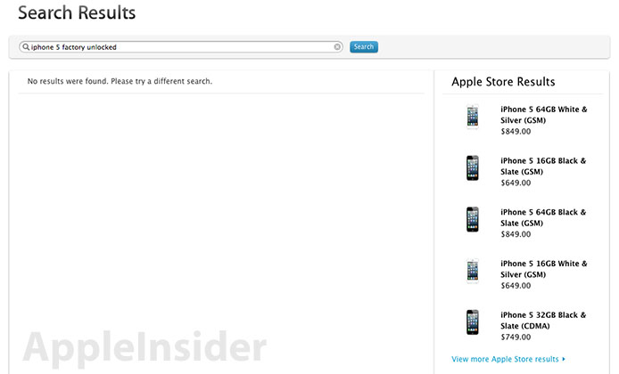 Unlocked iPhone 5 Prices, Apple Looking to Drop Intel in Macs?