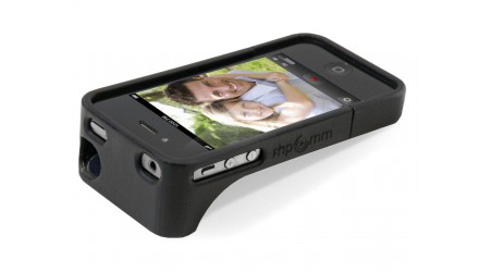 MirrorCase iPhone Case for Recording Secret Video, Lobster iPhone Case
