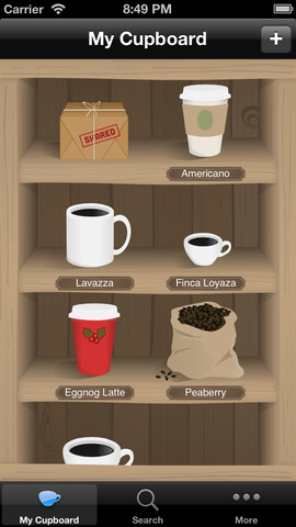 coffee cellar