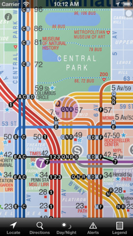 7 iPhone Apps for MTA and the NY Subway System