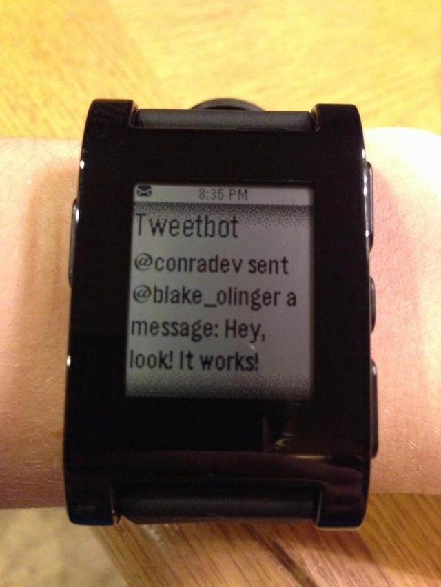 Wahoo RFLKT iPhone Bike Computer, BTNotificationEnabler for Pebble Watch