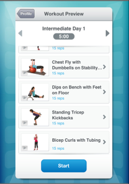 7 Awesome Arm Workout Apps for iPhone / iPad - iPhoneNess