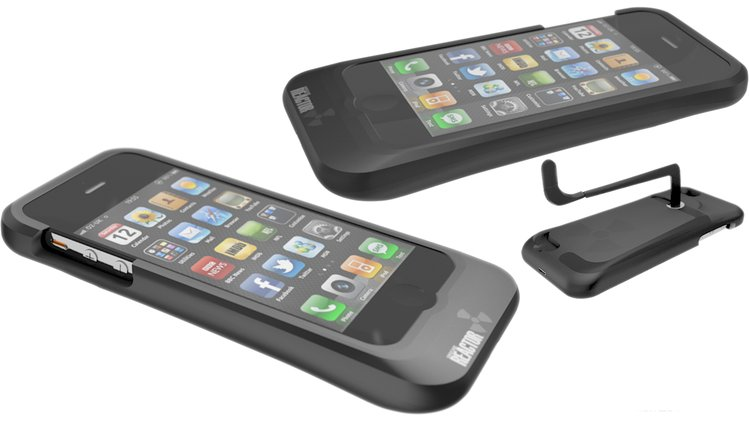 Reactor iPhone 5 Case with Hand Crank