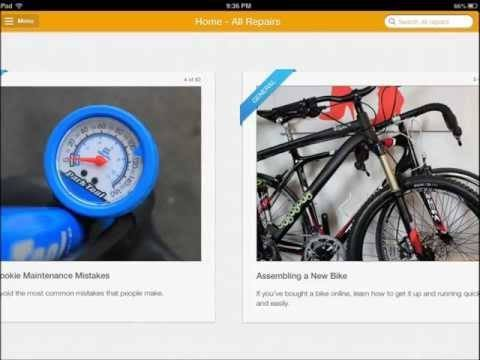 Video thumbnail for youtube video 3 Awesome Bike Repair Apps for iPhond & iPad - iPhoneNess