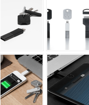 Charger Key for iPhone