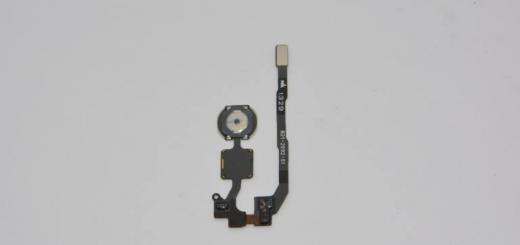 iphone 5 fingerprint scanner