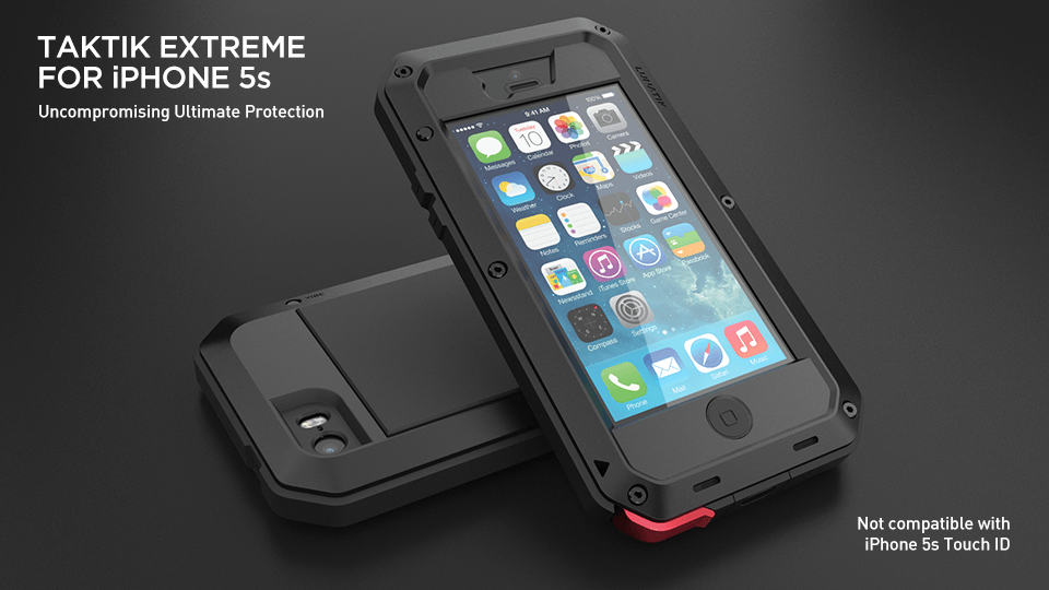 Lunatik Taktik Extreme iPhone 5S Case