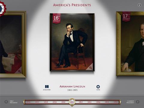 americas presidents