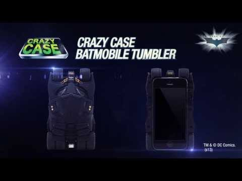 Video thumbnail for youtube video Batmobile Tumblr Case for iPhone - iPhoneNess