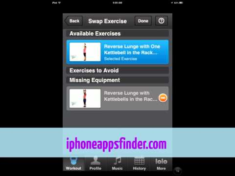 3 Awesome Kettlebell Apps for iPhone -