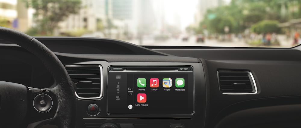 Apple Tv In Car
