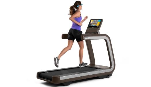 treadmill google glass