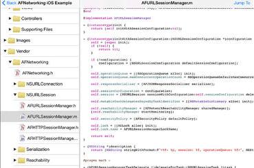 code viewer