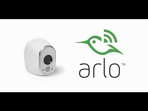 arlo smart home wire free btdnyob