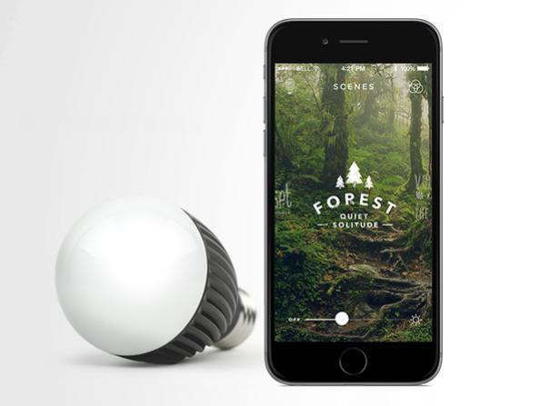 misfit bolt smart light bulb app enabled iphoneness. Black Bedroom Furniture Sets. Home Design Ideas