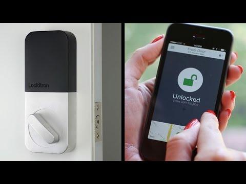 Lockitron Bolt: Unlock Your Door with Your Smartphone - iPhoneNess