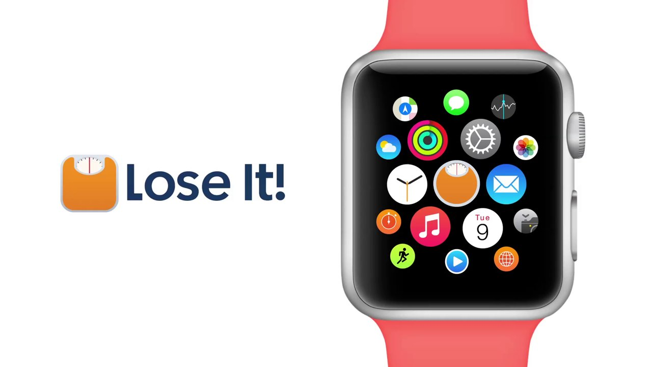 Video thumbnail for vimeo video Lose It! for Apple Watch for Weight Loss - iPhoneNess