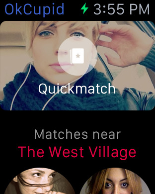 Location based dating app 2015