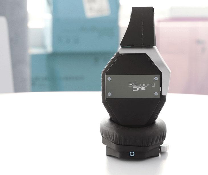 3D Sound One - 3D Audio Headphones for iPad -