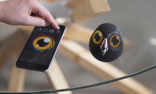 Ulo Smart Security Camera Looks Like A Pet Owl Iphoneness