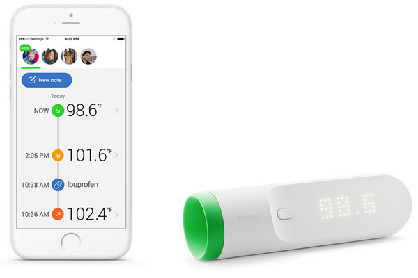 Thermo Smart Wifi Thermometer Iphoneness