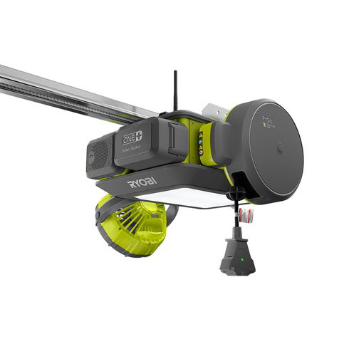 Ryobi Ultra Quiet Garage Door Opener Wifi Iphoneness