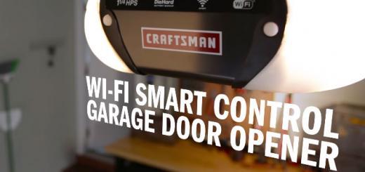 craftsman 1 14 hps smart garage door opener