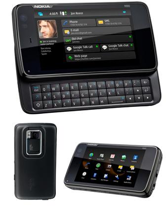 Nokia N900: The Next iPhone Killer?