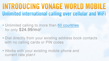 Vonage + iPhone: Match Made In Heaven