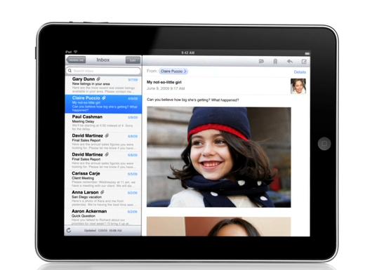 Apple Announces iPad